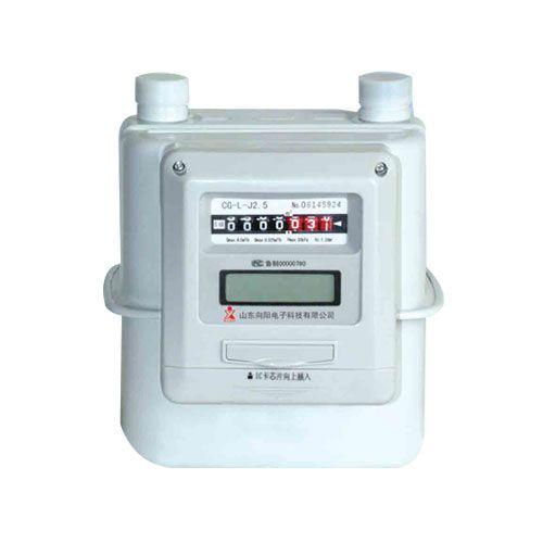 预付费燃气表(IC卡、射频卡)